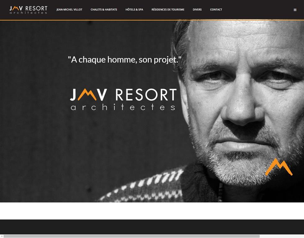 Formation Wordpress Aix les bains, JMV Resort