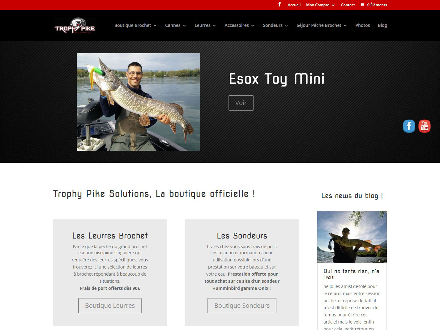 Trophy Pike Solutions